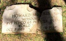 Old Howard Morris