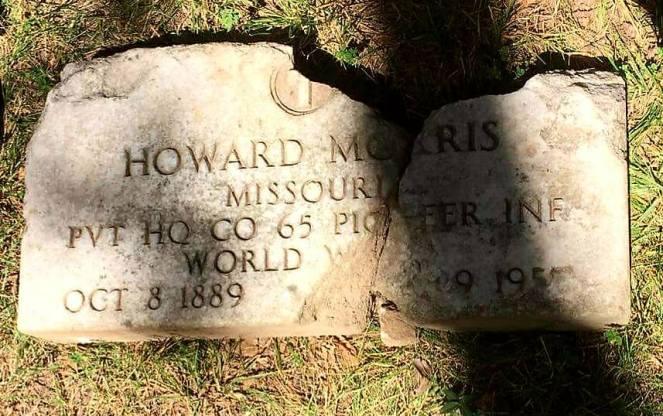 Old Howard Morris